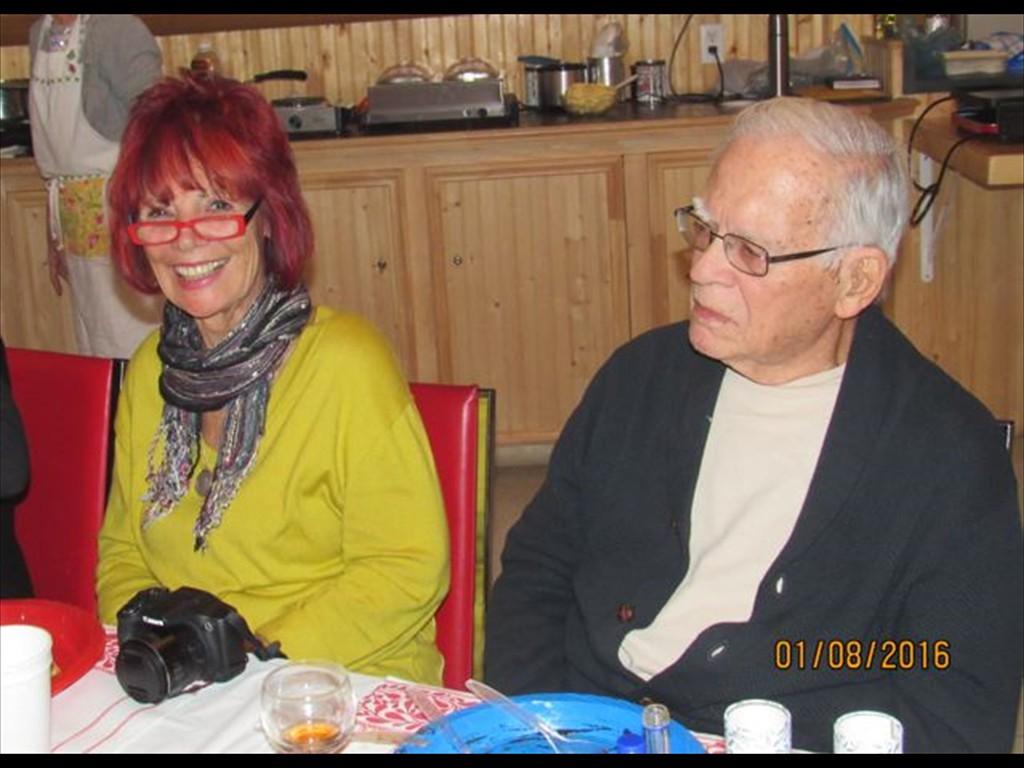 Antonin et Michèle sont des membres actifs de notre régionale.